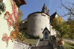 Thumbnail Oswalidikirche Church with ossuary in Eisenerz, Styria, Austria, Europe