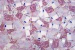 Thumbnail Many 500 Euro banknotes