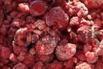 Thumbnail frozen raspberries