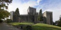 Thumbnail Historic castle Castelo de Guimaraes, Guimaraes, Portugal, Europe