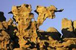 Thumbnail Sandstone formation quotFlying Witchquot, Fantasy Canyon, Utah, USA