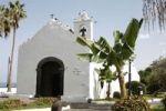 Thumbnail Small white church, Puerto Cruz, Tenerife, Canary Islands, Spain, Europe