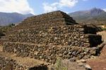 Thumbnail Pyramids in Parque Ethnografica de Guimar, Guimar, Tenerife, Canary Islands, Spain, Europe