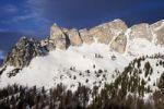 Thumbnail Dalfazer-Joch Chine in winter, Rofen, Achensee, Tyrol, Austria, Europe