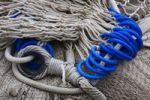 Thumbnail Fishing net, Marano Lagunare, Veneto, Italy, Europe