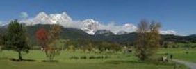 Thumbnail Steinernes Meer Mountain Range near Saalfelden, autumn, Pinzgau, Salzburg, Salzburg, Austria, Europe
