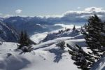 Thumbnail Wintery landscape in the Rofan, Rofan Range, Tyrol, Austria, Europe