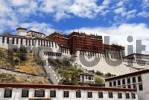 Thumbnail Detail Red Palace of Potala Lhasa Tibet China