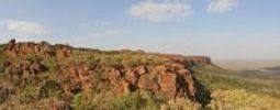 Thumbnail Escarpment of the Waterberg Plateau, Waterberg National Park, Namibia, Africa