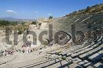 Thumbnail Turkey Ephesus excavation great theater for 24000 spectators