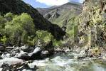 Thumbnail Wild mountain river in lovely green valley Gen Do Tibet China