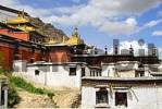 Thumbnail Palace of the Panchen Lama Tashilhunpo Monastery ShigatseTibet China