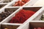 Thumbnail Spices in a case, bell pepper