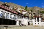 Thumbnail Entrance of the assembly hall Sera Monastery Lhasa Tibet China