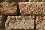Thumbnail Turkey Milet southern coast of the agean sea wall of bricks