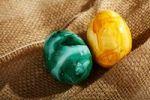 Thumbnail Colourful Easter eggs
