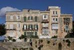 Thumbnail Characteristic house on Windmill Street, Valletta, Malta, Europe