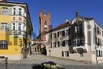 Thumbnail Furth im Wald , carillon Glockenspiel , Bayerischer Wald , Upper Palatinate , Bavaria Germany