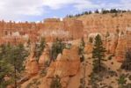 Thumbnail Limestone formations, known as Hoodoos, Bryce Canyon National Park, Utah, USA