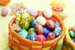 Thumbnail Easter basket, Easter eggs and Easter candies