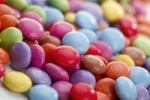 Thumbnail Coloured chocolate drops