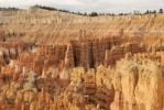 Thumbnail Limestone formations in Bryce Canyon, Bryce Canyon National Park, Utah, USA
