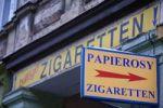 Thumbnail Cigarette store, Zgorzelec, Poland, Europe