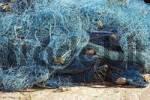 Thumbnail fishingnet harbour of Palma de Mallorca