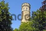 Thumbnail Vincketurm tower, Hohensyburg, Dortmund, Ruhr Basin, NRW, Northrhine - Westphalia, Germany, cultural history, monument