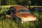 Thumbnail Old rusty car