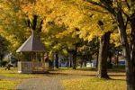 Thumbnail Gazebo in the park, Quebec, Canada