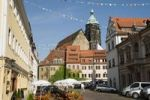 Thumbnail Old town with church St. Mary, Pirna, Saxony, Germany