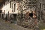 Thumbnail Carpignano Sesia near Novara Piedmont Piemonte Italy Ricetto historic village center place of refuge in the middle age