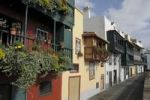 Thumbnail Historic balconies, Avenida Maritima, Santa Cruz de la Palma, La Palma, Canary Islands, Spain