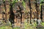 Thumbnail World heritage Cham ruins My Son Sanctuary Viet Nam