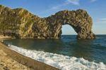 Thumbnail Durdle Door limestone arch, Dorset, South England, England