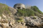 Thumbnail Bunker from World War II, east coast, Sicily, Italy