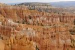 Thumbnail Limestone formations of Bryce Canyon in the evening light, Bryce Canyon National Park, Utah, USA