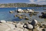 Thumbnail Granite rocks on the beach, Santa Teresa di Gallura, Gallura region, Sardinia, Italy