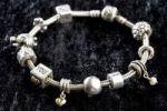 Thumbnail Silver bracelet