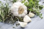 Thumbnail Garlic with herbs