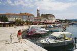 Thumbnail Krk Harbour, Krk Island, Istria, Adriatic Sea, Mediterranean, Croatia, Europe