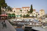 Thumbnail Bol harbour, Brac Island, Dalmatia, Croatia, Europe