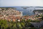 Thumbnail View of Hvar from the Spanish Fortress, Hvar Island, Dalmatia, Croatia, Europe