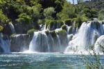 Thumbnail Krka waterfalls, Krka National Park, Dalmatia, Croatia, Europe