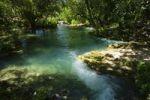 Thumbnail Calm waters, Krka National Park, Dalmatia, Croatia, Europe