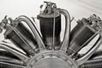 Thumbnail Old radial engine