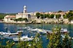 Thumbnail The town Krk on the island Krk in Croatia