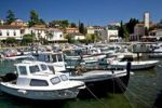 Thumbnail The harbour in Malinska at the isle of Krk in Croatia