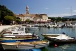Thumbnail The harbour in the town Krk on the island Krk in Croatia